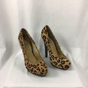 MIA Special Edition leopard stiletto Platform